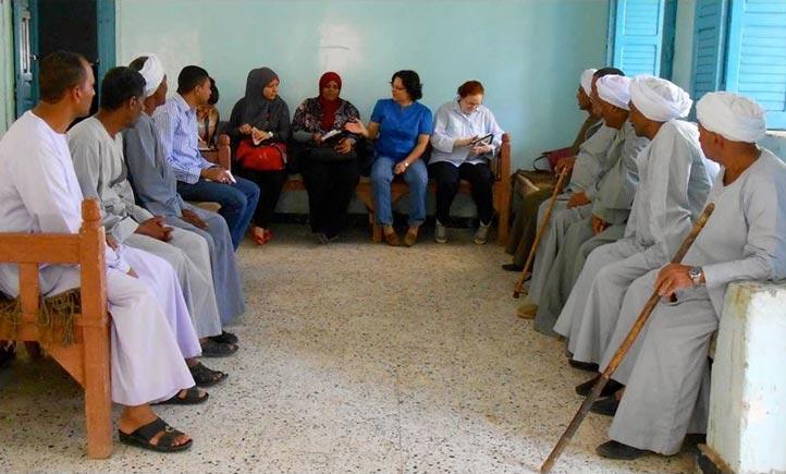 Qena visit- August 2013