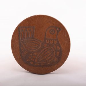Arquette Coaster inspired from Egyptian Folk Art